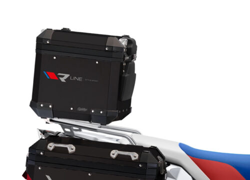 SIG 1137 Aluminum Top Box Black Edition R Line Grey Red Blue 02