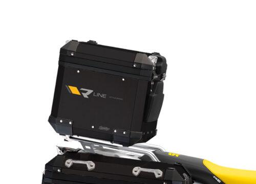 SIG 1143 BMW Aluminum Top Box Black R Line Grey Yellow 02