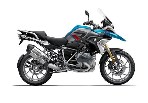 SIG 1117 02 BMW R1250GS R Line Red Blue Cosmic Blue