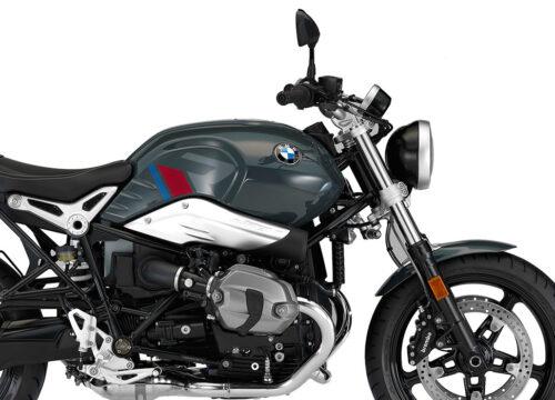 SIG 1124 02 BMW RnineT Pure R LINE Grey Red Blue Grey Stickers Catalanograu right 02