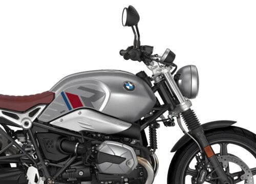 SIG 1124 03 BMW RnineT Scrambler R LINE Grey Red Blue Grey Stickers Granite Grey Metallic Right 02