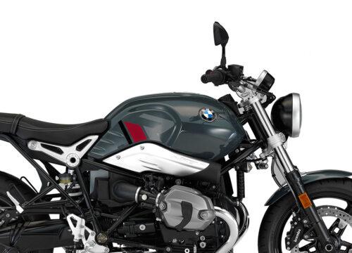 SIG 1125 02 BMW RnineT Pure R LINE Grey Red Black Stickers Catalanograu right 02