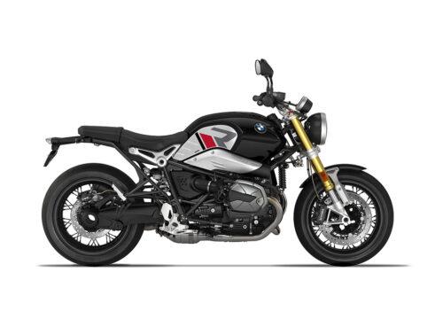 SIG 1125 04 BMW RnineT R LINE Grey Red Black Grey Stickers Black Storm Metallic right