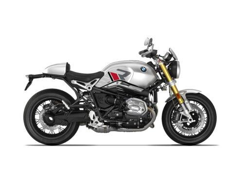 SIG 1125 04 BMW RnineT R LINE Grey Red Black Grey StickersOption 719 Aluminium Right
