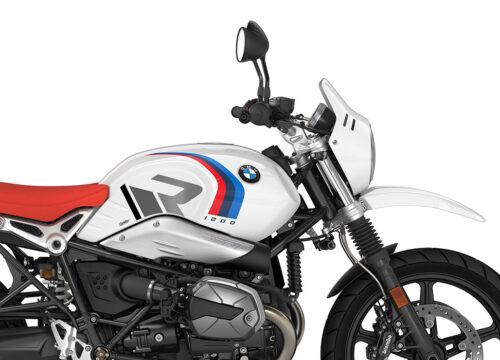 SIG 1126 01 BMW RnineT Urban GS R LINE Grey Variations Stickers Light White Right 02