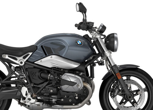 SIG 1126 02 BMW RnineT Pure R LINE Black Grey Variations Stickers Mineral Grey Right 02