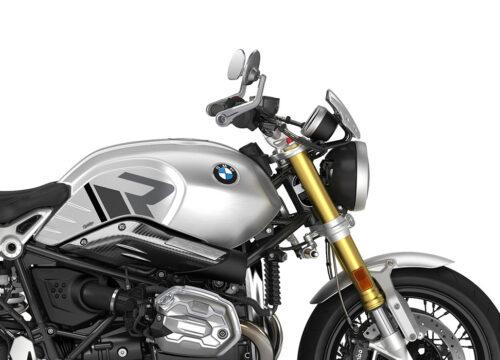 SIG 1126 04 BMW RnineT R LINE Grey Variations Grey Stickers Option 719 Aluminium Right 02