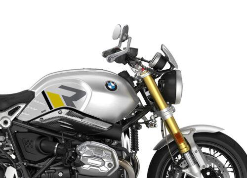 SIG 1127 04 BMW RnineT R LINE Grey Yellow Black Grey Stickers Option 719 Aluminium Right 02