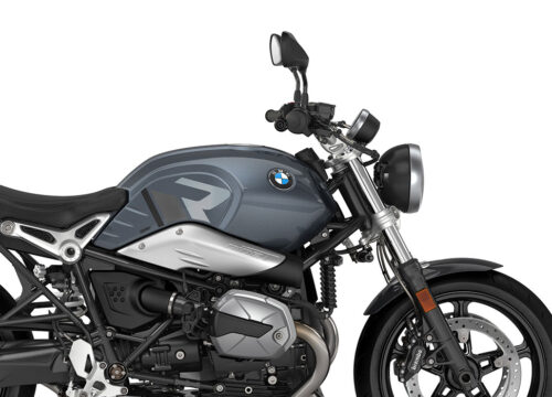 SIG 1128 02 BMW RnineT Pure R LINE Grey Variations Stickers Mineral Grey Right 02