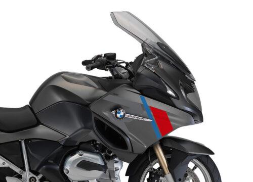 SIG 1152 01 BMW R1200RT R LINE Grey Red Blue Stickers Callisto Grey Metallic Matt right 02