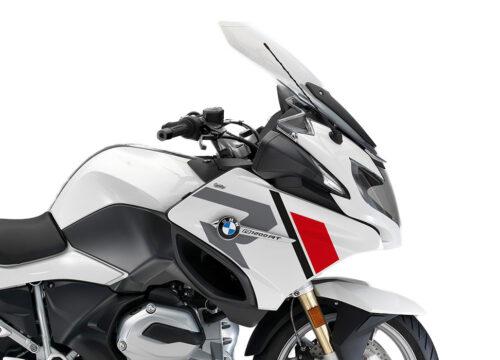 SIG 1153 01 BMW R1200RT R LINE Grey Red Black Stickers ALPINE WHITE right 02
