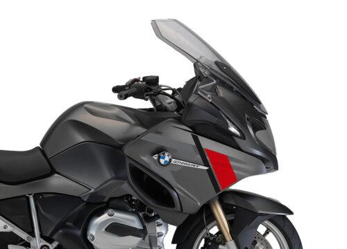 SIG 1153 01 BMW R1200RT R LINE Grey Red Black Stickers Callisto Grey Metallic Matt right 02