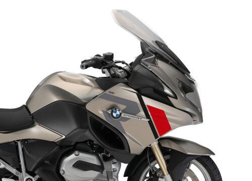 SIG 1153 01 BMW R1200RT R LINE Grey Red Black Stickers Platinum Bronze Metallic right 02