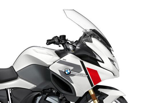 SIG 1153 03 BMW R1250RT R LINE Grey Red Black Stickers Alpine White 2021 Right 02