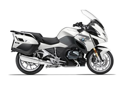 SIG 1154 03 BMW R1250RT R LINE Grey Variations Stickers Alpine White 2021 Right