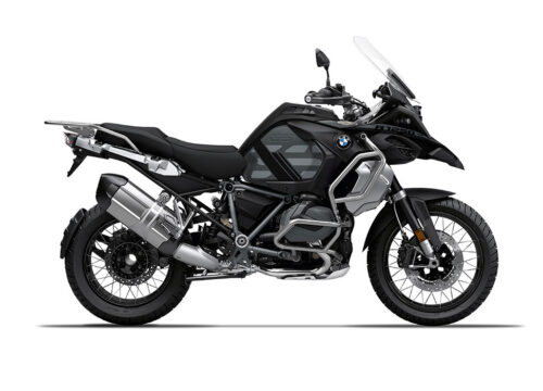 SIG 1158 02 BMW R1250 GS Adventure Triple Black GS Line Silver Stickers Right